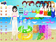 Sea Swimming Dressup