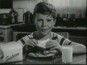 Sunbeam Bread (1950s) Ad 2