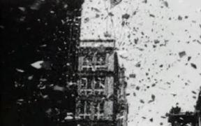 Lindberg Ticker Tape Parade 1927