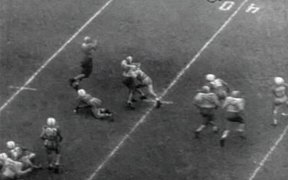 1951 Cotton Bowl - Texas vs Tennessee