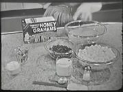 Nabisco Honey Grahams (1960)