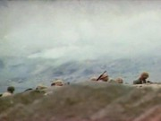 Iwo Jima - Marines Move Inland