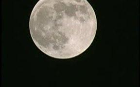 The Full Harvest Moon