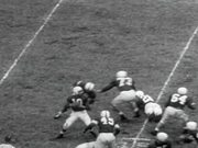 1951 Sugar Bowl - Oklahoma vs Kentucky