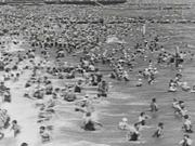 Coney Island - Crowded Beach