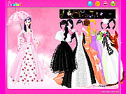 Umbrella Gown Dressup
