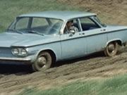 1960 Corvair Travels Cross Country