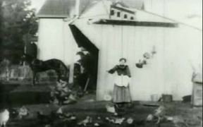 Feeding Doves 1896