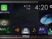Apple Car Play На CE Week 2014