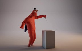 The Magician 3D Animation