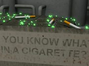 Do You Know What's In a Cigarette?