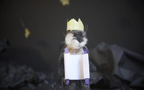 Stop Motion Animation Video - The Otter King
