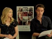 Questions with Chloë Grace Moretz & Jamie Blackley