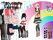 Rainbow Dressup 3