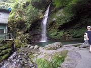 Kazura Waterfall in Oboke