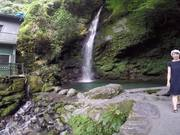 Kazura Waterfall in Oboke