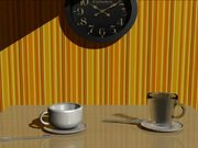 Coffee and Tea Rivalry 2012