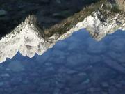 Avalance Lake Reflections