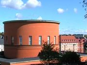 Stockholm Vistas - Public Library and Observatory