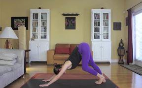 30 Day Yoga Challenge - Day - 17