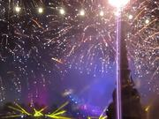 London New Year's Eve – Fireworks