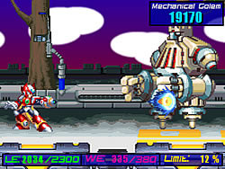 Megaman X Virus Mission 2 Game - Play online at Y8 com