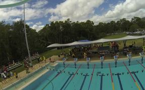 king's swimming carnival 2014