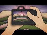 Virtually Famous - Main Title Animation