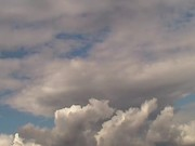 Cloudy Day in Time Lapse
