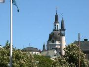 Stockholm Vistas - Domes and Minaret