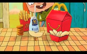 McDonald's Commercial: Champions of Happy