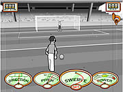 Stan James: Original Free Kick Challenge