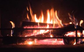 Best of Mozart Laudate Dominum Fireplace