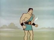 Hercules 1960s Cartoon-Daed alus Concocts A Brew