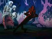 Skeleton Frolics 1937 Ub Iwerks