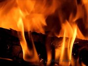 Classical Music and Flames in Macro