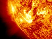 Wagner - Ride of the Valkyries & Solar Flare CME