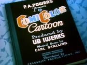 Ub Iwerks Cartoon Comicolor Little Boy Blue 1936