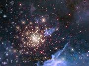 Hubble & Beethoven Symphony No 9, Op 12 III