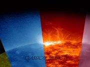 Vivaldi Concerto in C Major & Jewel Box Sun NASA