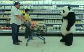 Panda Cheese Commercial