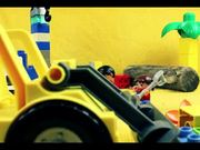 House Construction (LEGO Stop Motion)