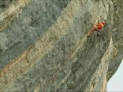Sport Climbing and Bolting in France