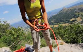 Harnesses for Sport Climbing and Mountaineering