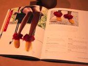 The Knitted Slipper Book Trailer