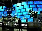 Panasonic TV Monument