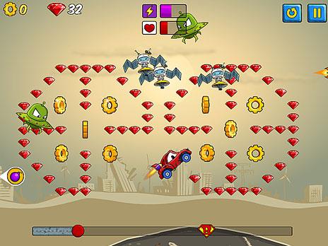 Car Eats Car 2 Mad Dreams Game Play Online At Y8 Com