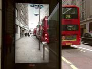 unbelievable bus shelter by pepsi max