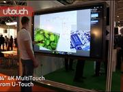 Giant Multitouch Screen with Multitouch tech