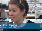 Fashion Design at the Canberra Institute of Tech